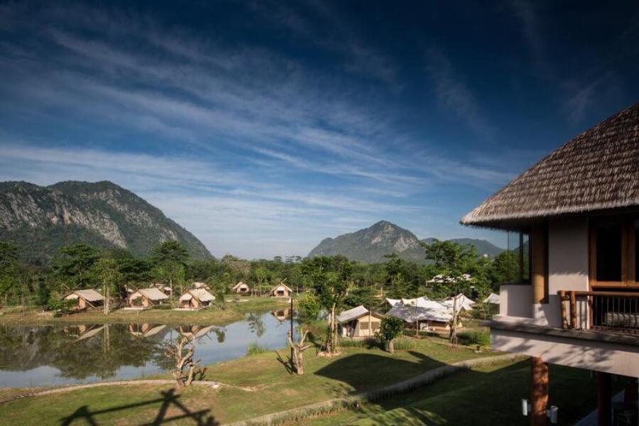 Thailand Khao Yai Hotel Lala Mukha Tented Resort Khao Yai 7
