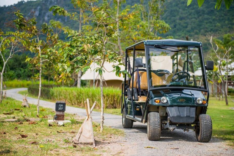 Thailand Khao Yai Hotel Lala Mukha Tented Resort Khao Yai 9