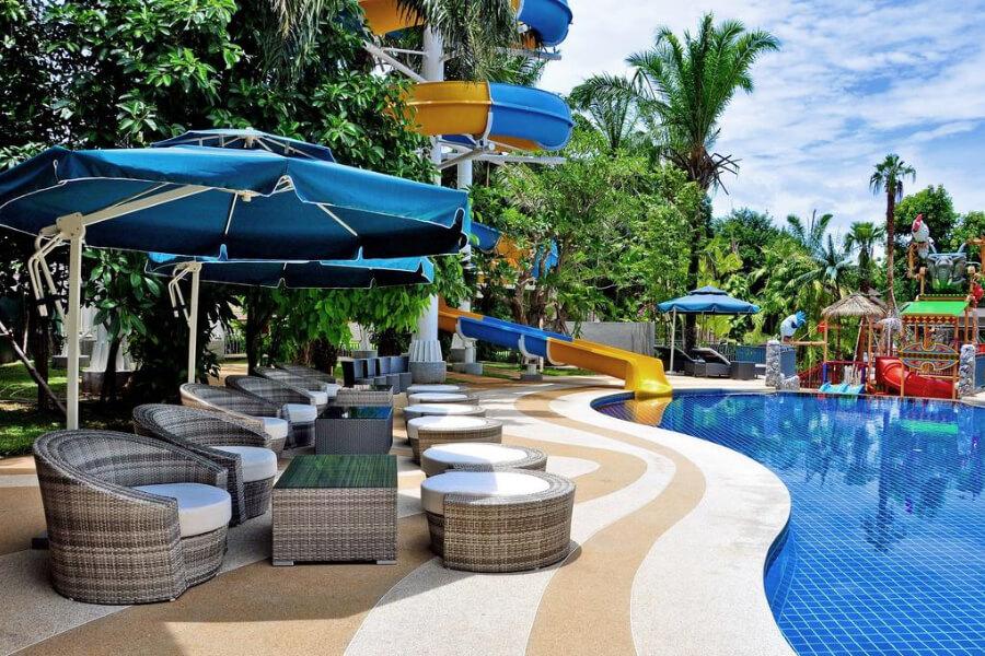 Thailand Khao Yai The Greenery resort3