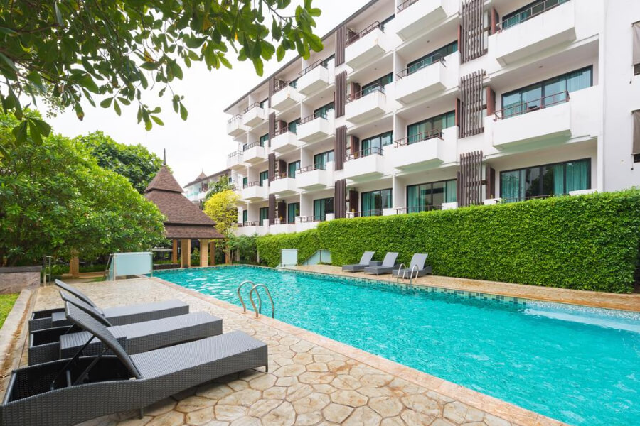 Thailand Khao Yai The Greenery resort4