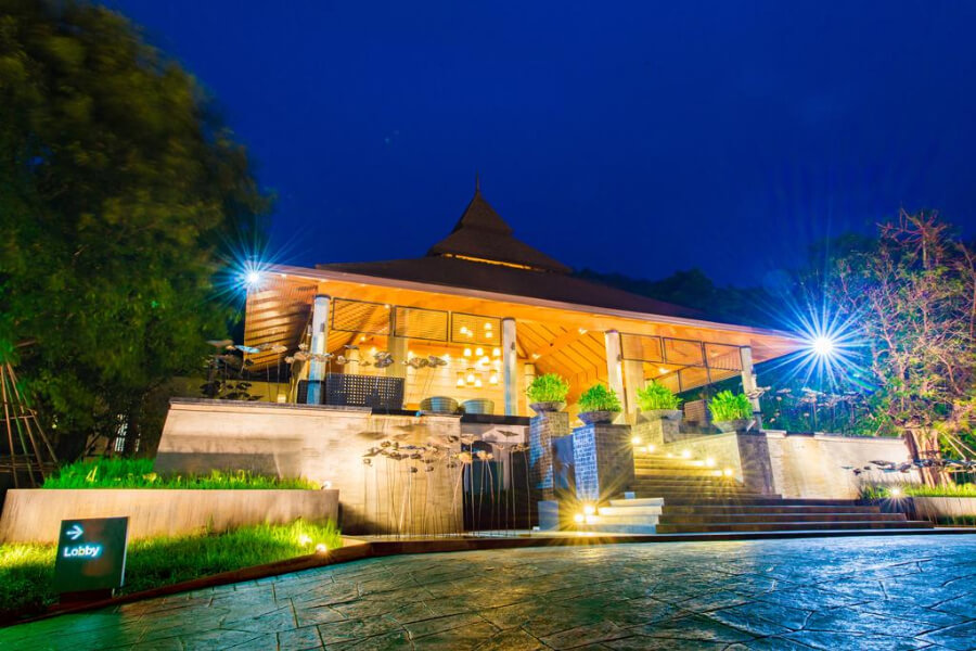 Thailand Khao Yai The Greenery resort9