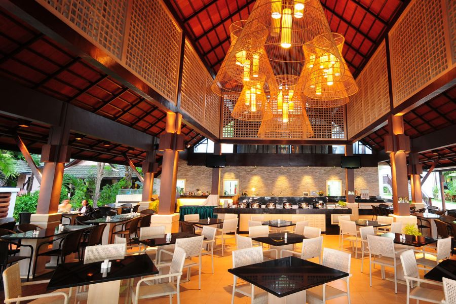 Thailand Koh Chang KC Grande Resort and Spa Restaurant