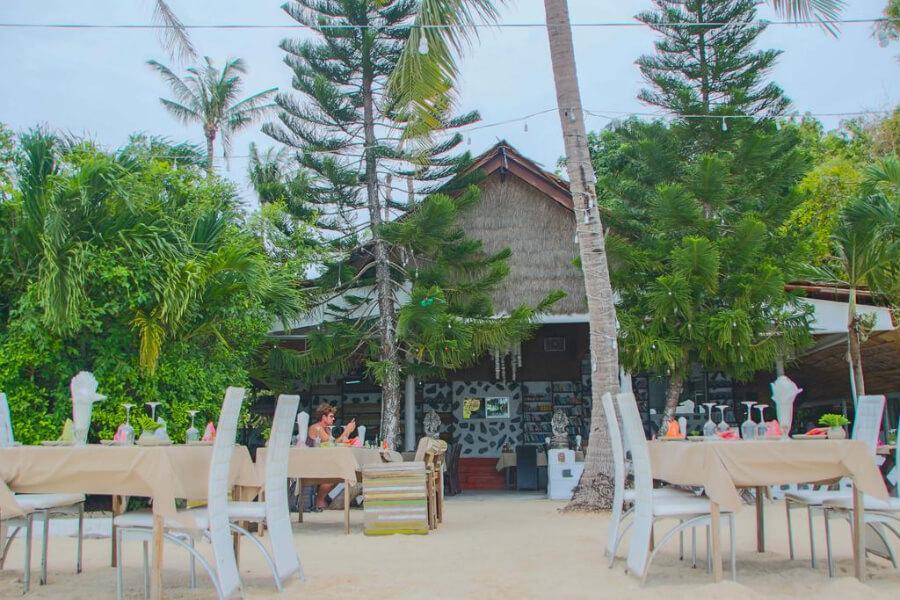 Thailand Koh Phangan Milky Bay Resort Hotel 1