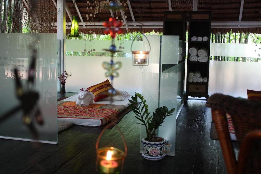 Thailand Koh Phangan Milky Bay Resort Hotel 10