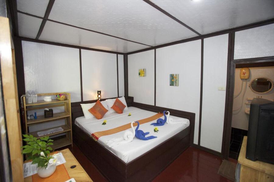 Thailand Koh Phangan Milky Bay Resort Hotel 11
