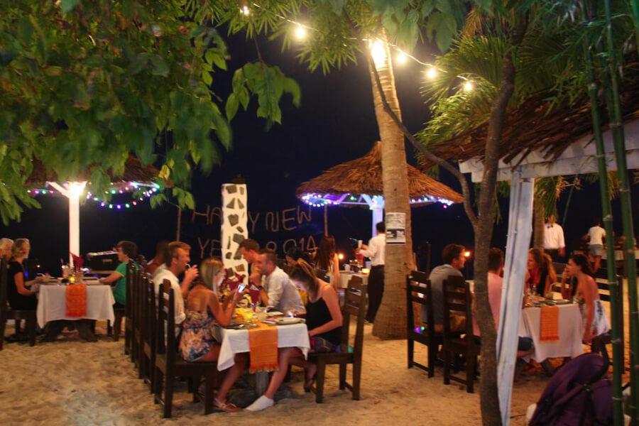 Thailand Koh Phangan Milky Bay Resort Hotel 15