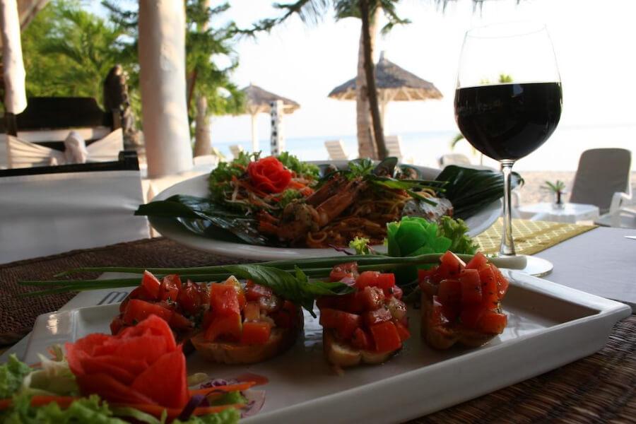 Thailand Koh Phangan Milky Bay Resort Hotel 19