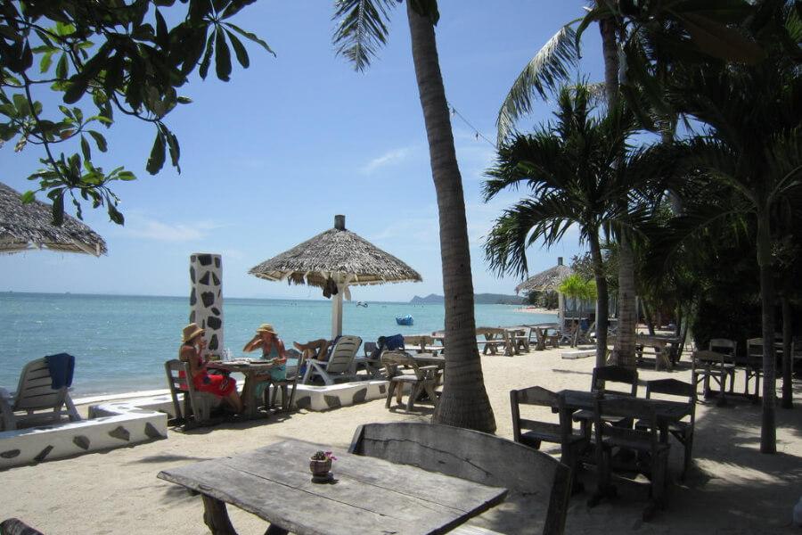 Thailand Koh Phangan Milky Bay Resort Hotel 8