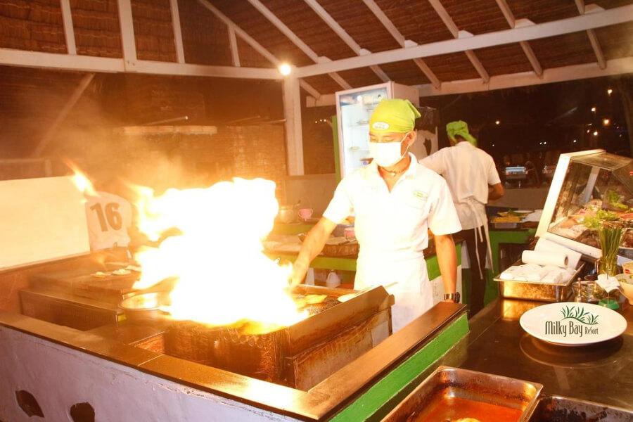 Thailand Koh Phangan Milky Bay Resort Hotel 9