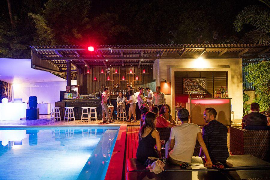 Thailand Koh Samui Akyra Bar