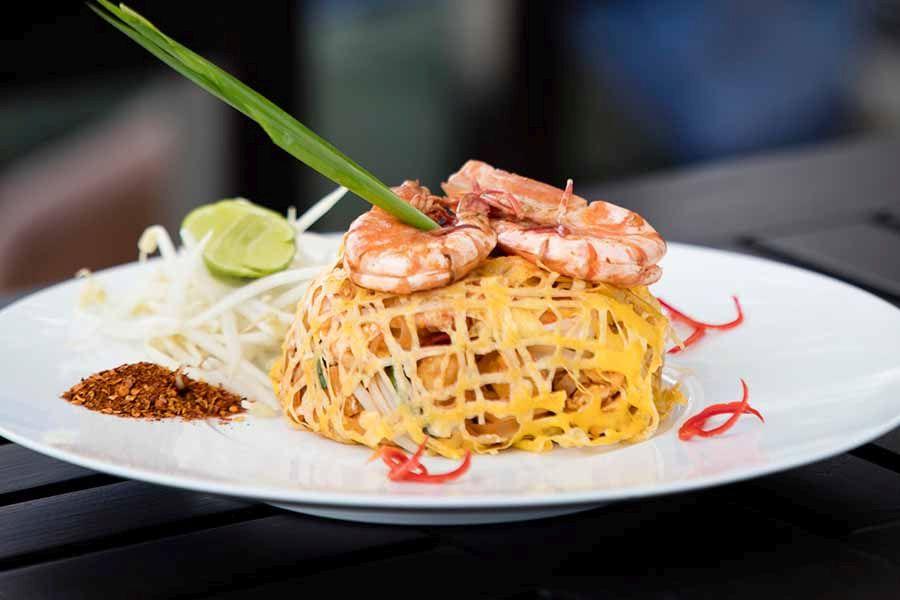 Thailand Koh Samui Akyra Restaurant