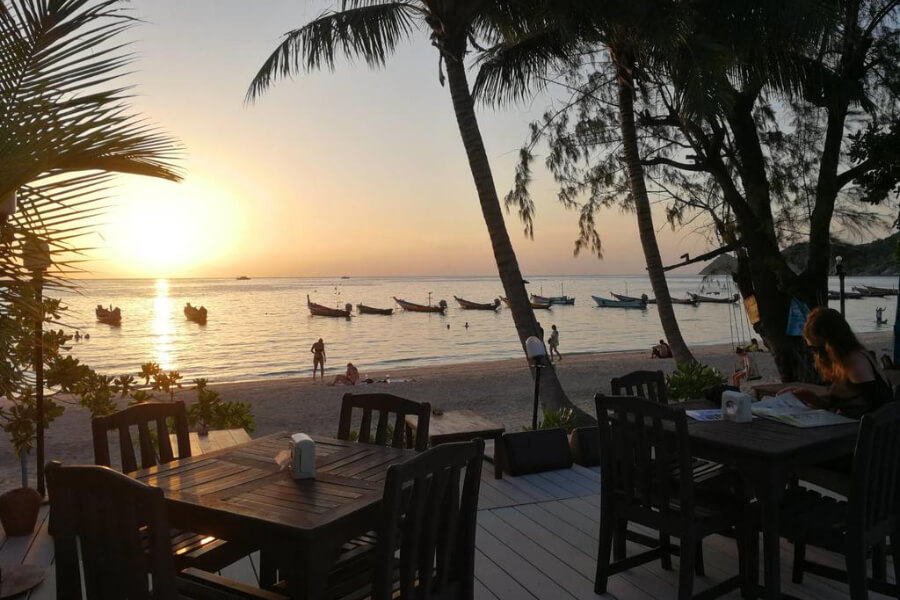 Thailand Koh Tao Seashell Resort 3