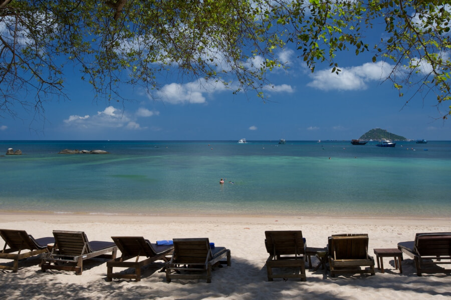Thailand Koh Tao Sensi Paradise Beach Resort 01