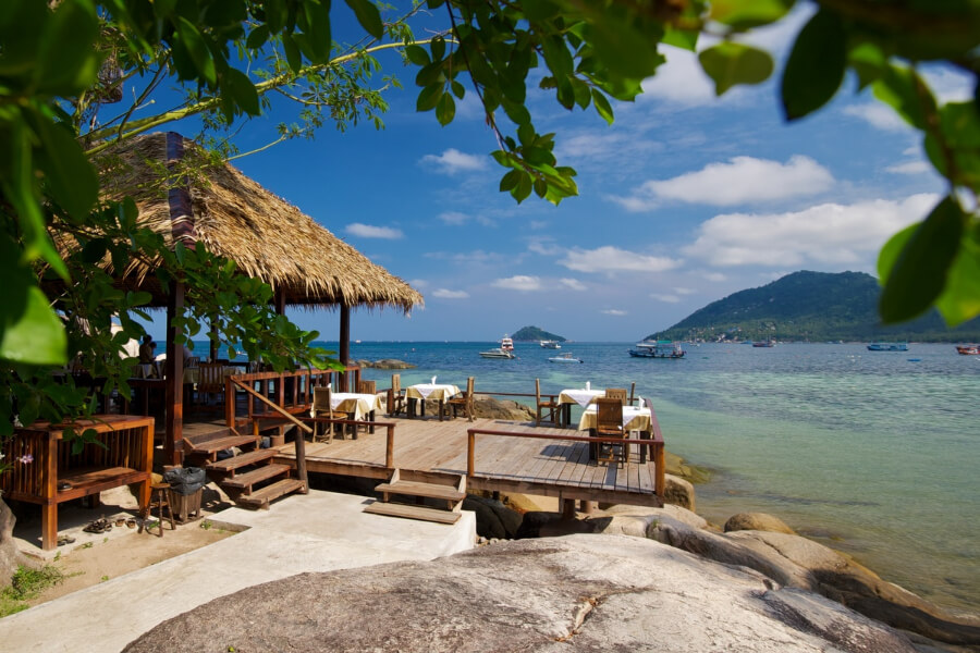Thailand Koh Tao Sensi Paradise Beach Resort 02