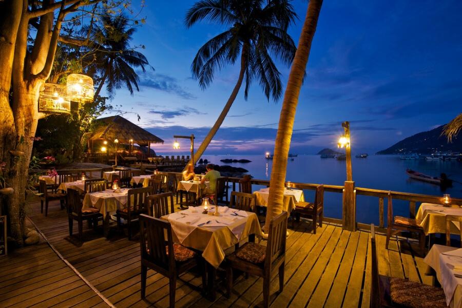 Thailand Koh Tao Sensi Paradise Beach Resort 03