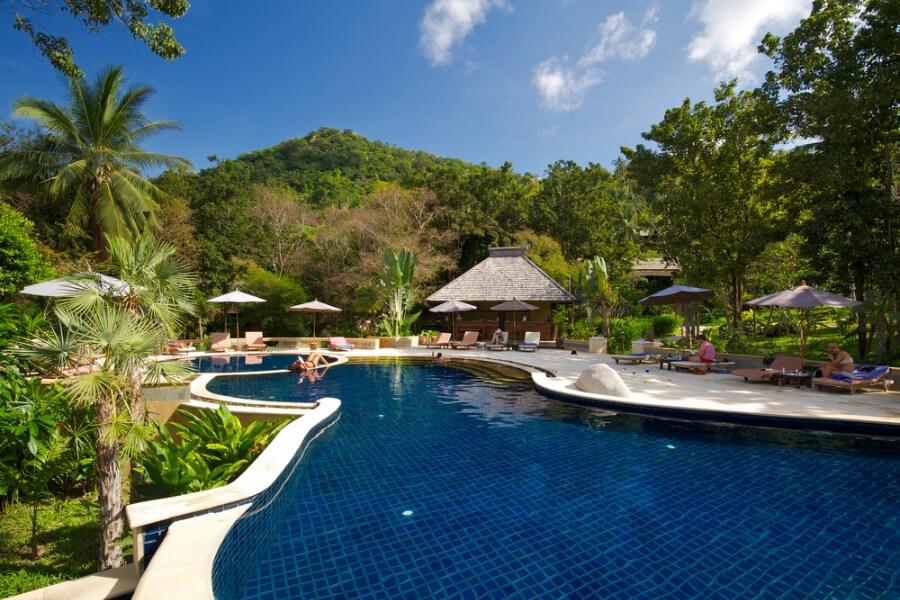 Thailand Koh Tao Sensi Paradise Beach Resort 05