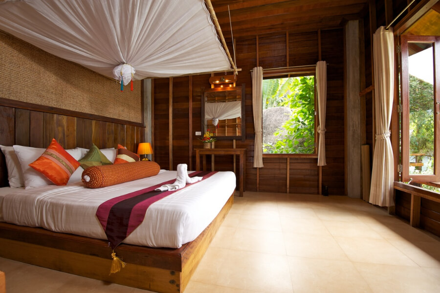 Thailand Koh Tao Sensi Paradise Beach Resort 08