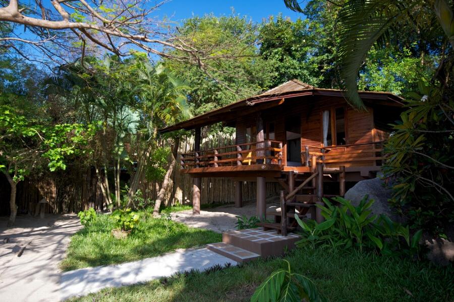 Thailand Koh Tao Sensi Paradise Beach Resort 09