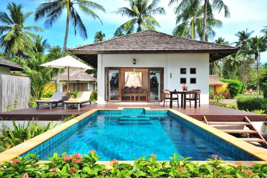 Thailand Koh Yao Yai GLOW Elixir zwembad