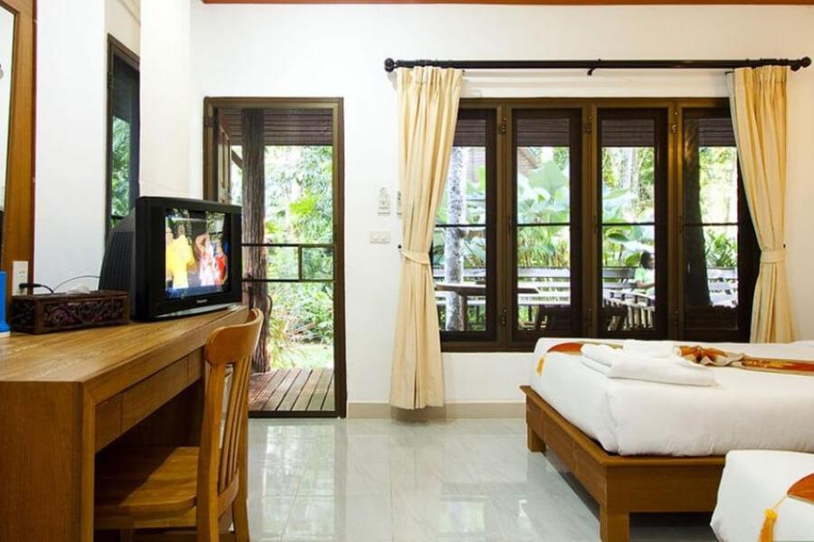 Thailand Krabi Ao Nang Cliff View Resort Hotel 14