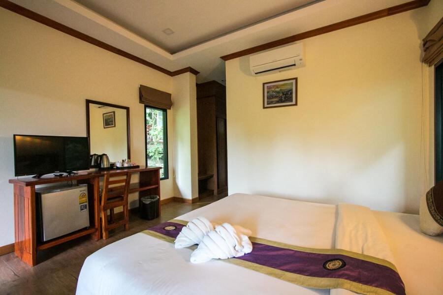 Thailand Krabi Ao Nang Cliff View Resort Hotel 20