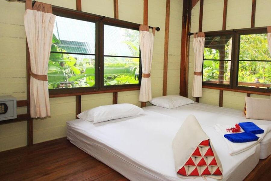 Thailand Krabi Ao Nang Cliff View Resort Hotel 4