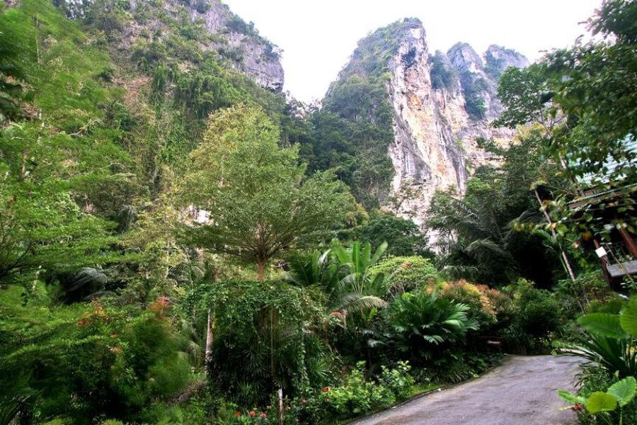 Thailand Krabi Ao Nang Cliff View Resort Hotel 9