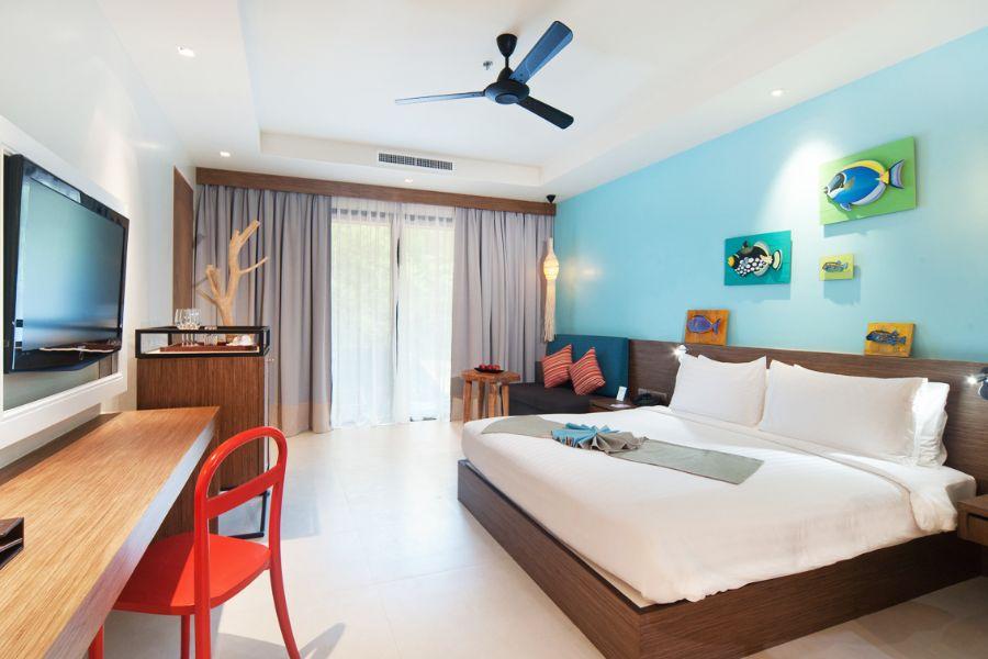 Thailand Krabi Holiday Inn Resort Krabi Garden Premier Kamer