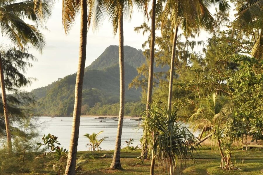Thailand Krabi Koh Jum Beach Villas 17