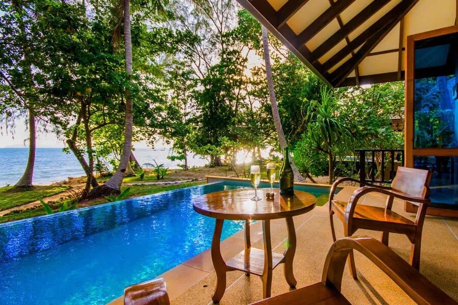 Thailand Krabi Koh Jum Beach Villas 19
