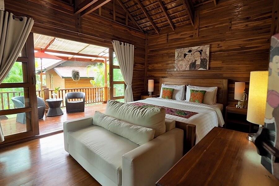 Thailand Nan Nan Boutique Resort Hotel 1