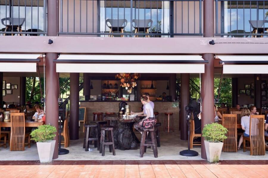 Thailand Phetchaburi I Love Phants Lodge 4