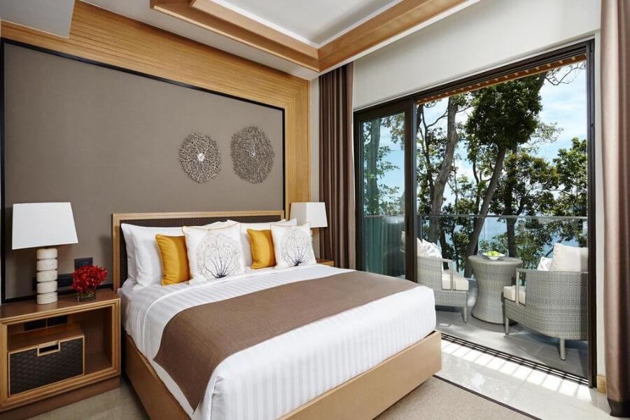 Thailand Phuket Amari Phuket Resort kamer