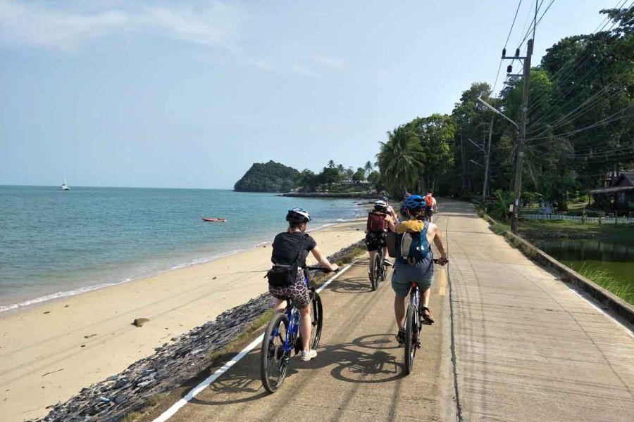 Thailand Phuket Koh Yao Noi fietstour