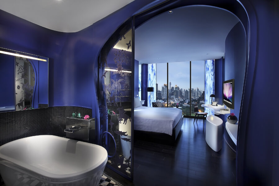 Thailand Sofitel So Bangkok Earth Element Room 01