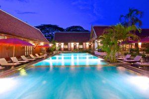 Hotel 'The Legendha Sukhothai Resort'