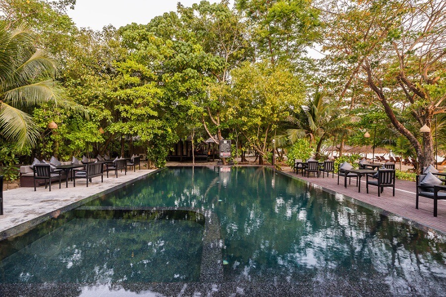 Thailand Trang Koh Kradan The Sevenseas Resort 18