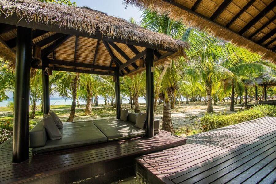 Thailand Trang Koh Kradan The Sevenseas Resort 4