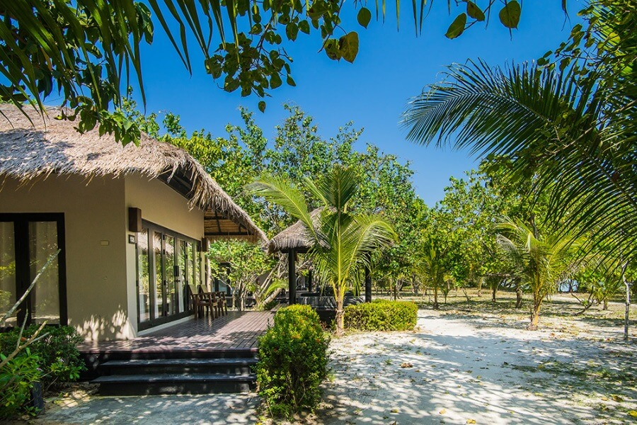 Thailand Trang Koh Kradan The Sevenseas Resort 8
