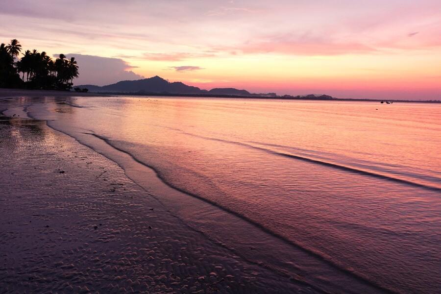 Thailand Trang Koh Mook Pawapi Beach Resort 12