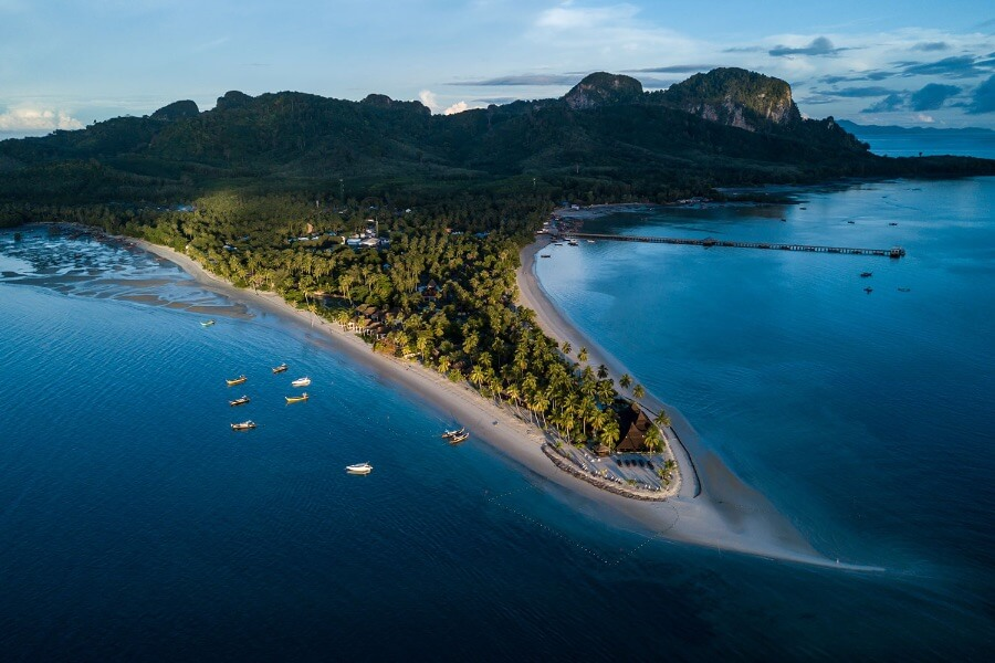 Thailand Trang Koh Mook Pawapi Beach Resort 14