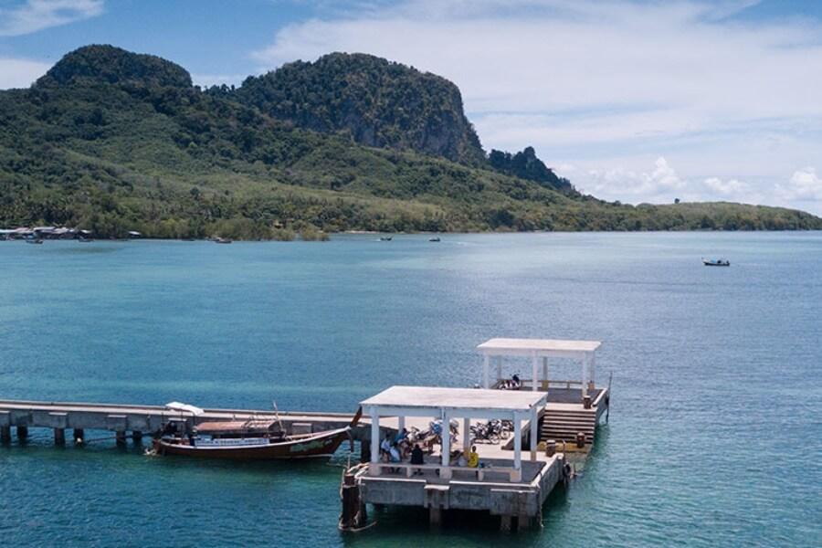 Thailand Trang Koh Mook Pawapi Beach Resort 16