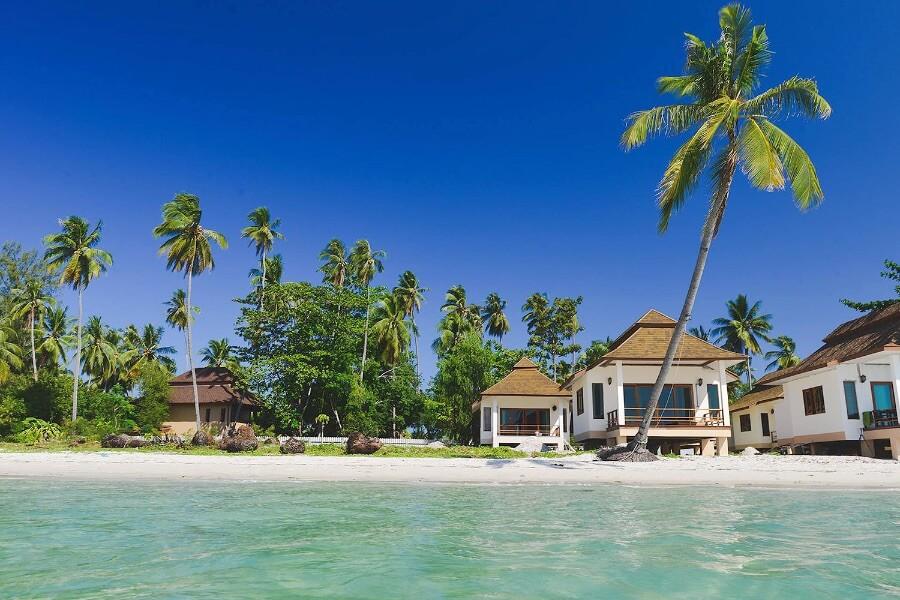 Thailand Trang Koh Mook Pawapi Beach Resort 18