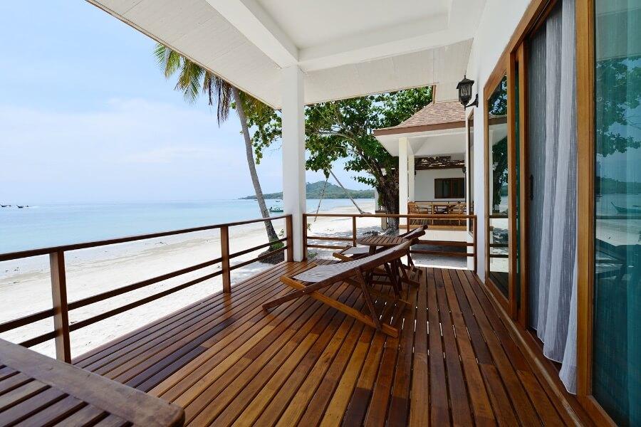 Thailand Trang Koh Mook Pawapi Beach Resort 6