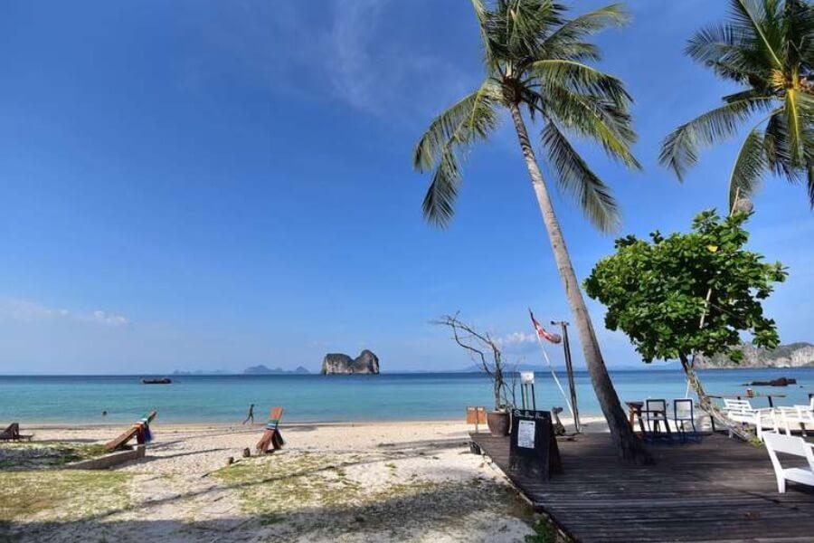 Thailand Trang Koh Ngai Thanya Beach Resort 1