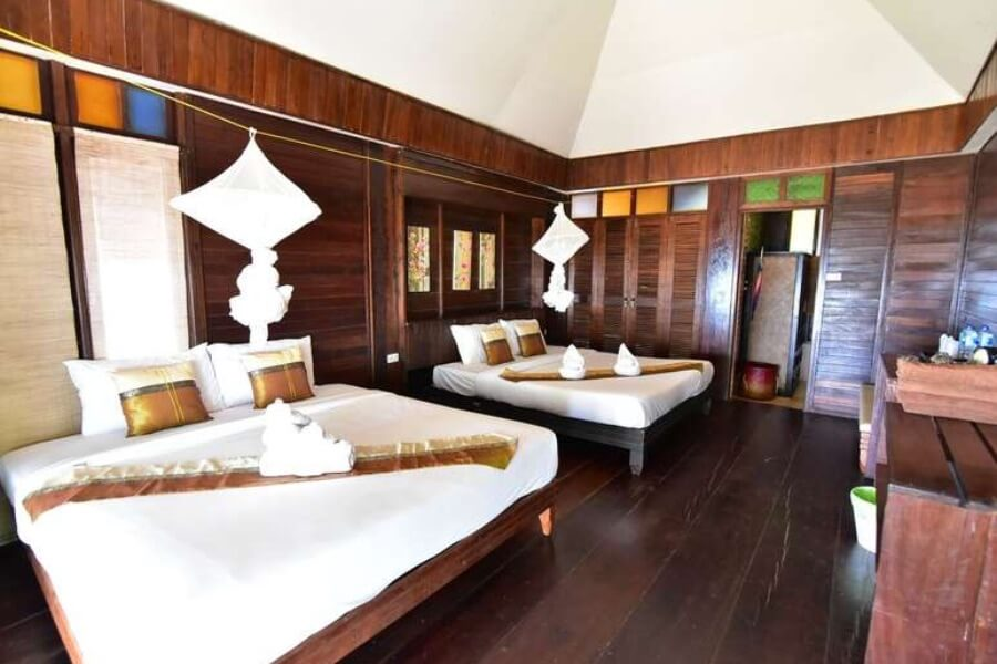 Thailand Trang Koh Ngai Thanya Beach Resort 11