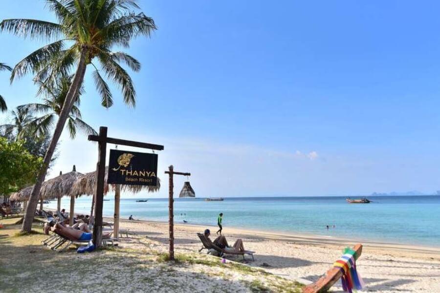 Thailand Trang Koh Ngai Thanya Beach Resort 4