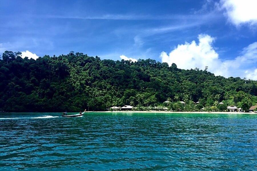Thailand Trang Koh Ngai Thanya Beach Resort 6