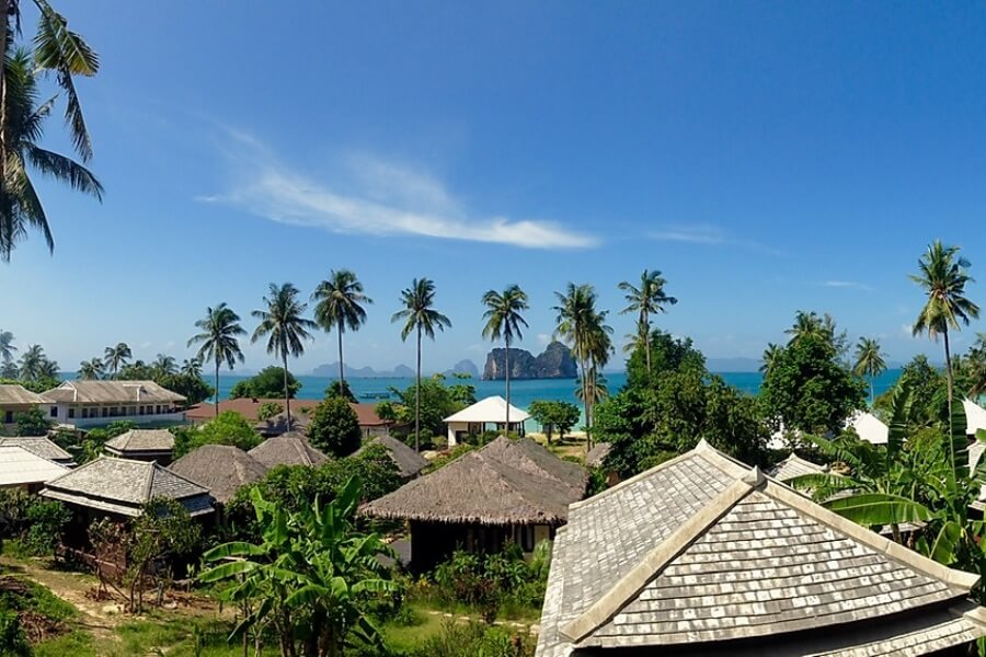 Thailand Trang Koh Ngai Thanya Beach Resort 7