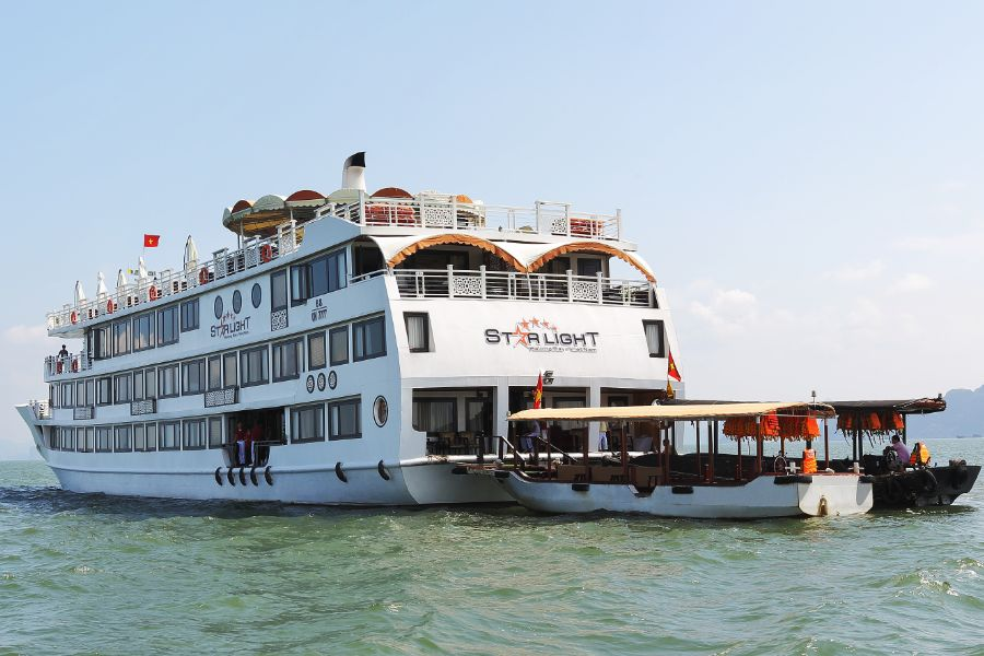 Vietnam Halong Bay Hotel Starlight Cruise 2